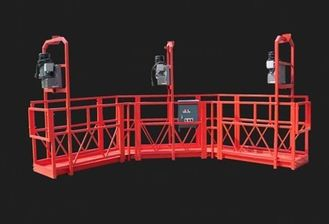 Customized Suspended Platform Construction Elevator Scaffold Hoists